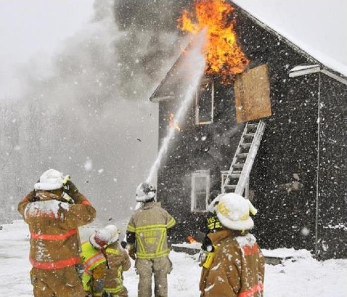 Prevent Fire Damage In The Winter Months In Maryville Tn