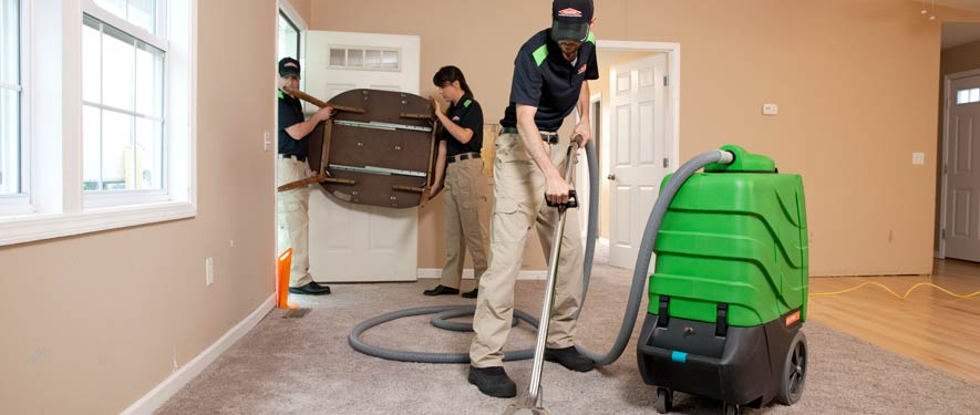 Maryville, TN residential restoration cleaning